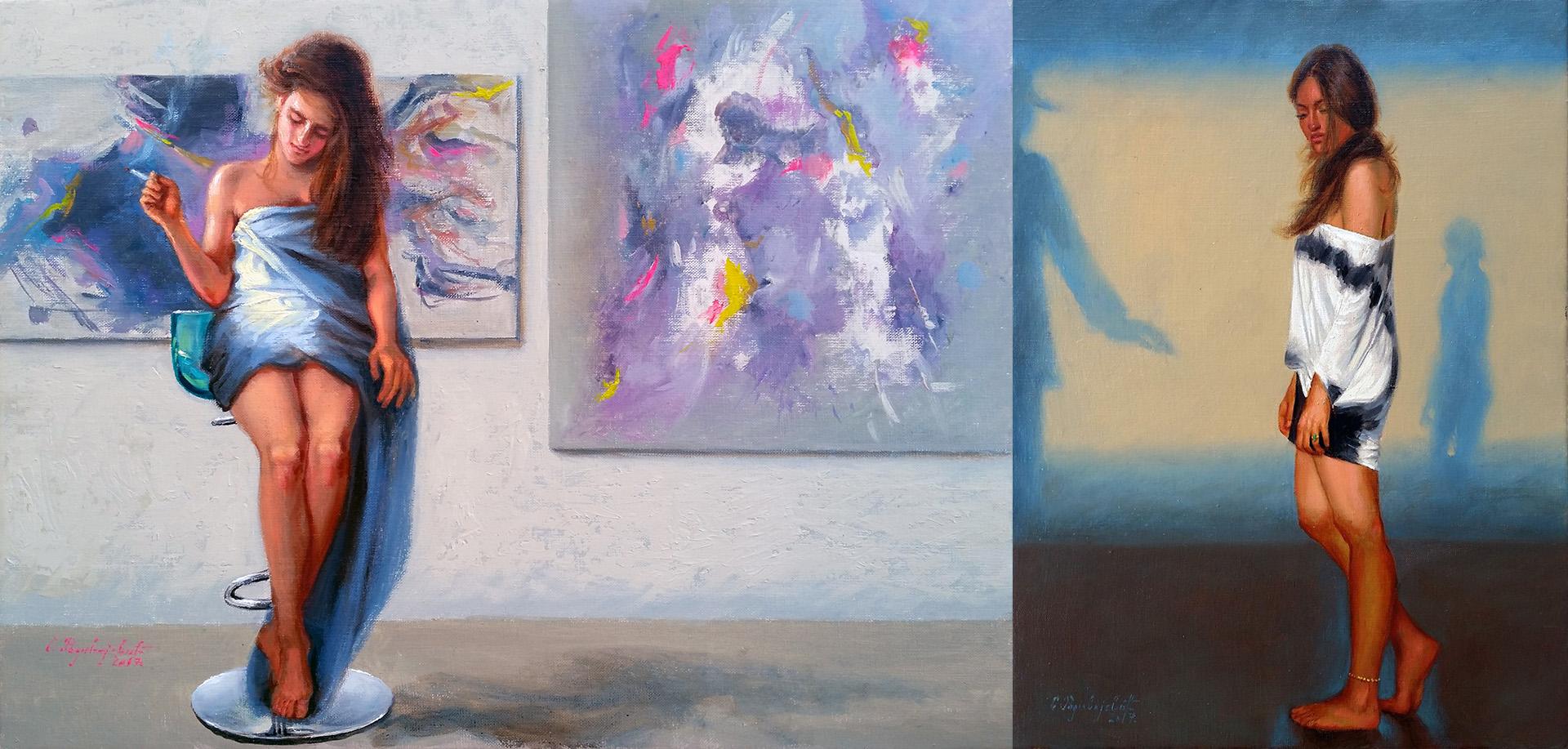 akademski slikar