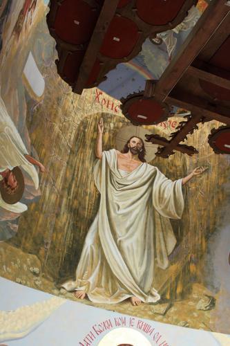 hristovo-vaskrsenje-nadoltarski-svod